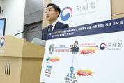 마스크 사재기로 3배 폭리…국세청 '반칙·특권' 138명 세무조사